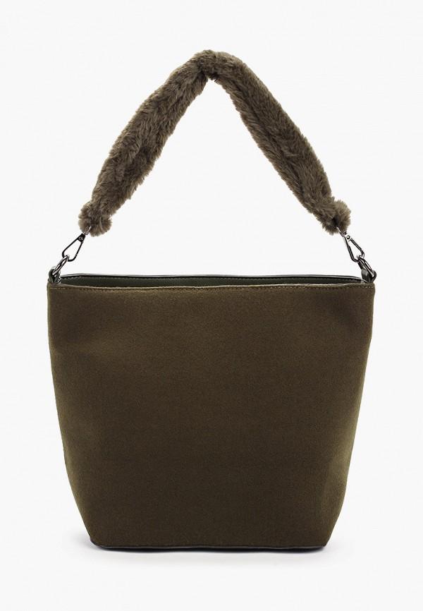 женская сумка keddo, хаки