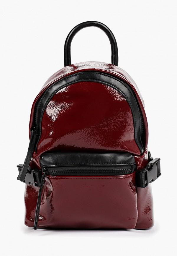 женский рюкзак keddo, бордовый
