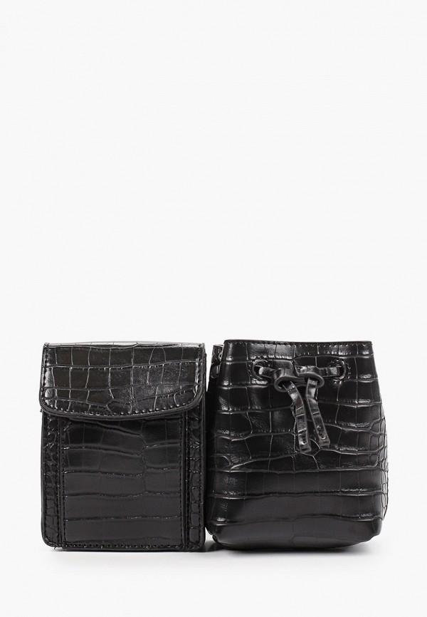 женская сумка keddo, черная