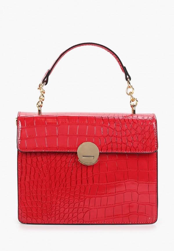 женская сумка keddo, красная