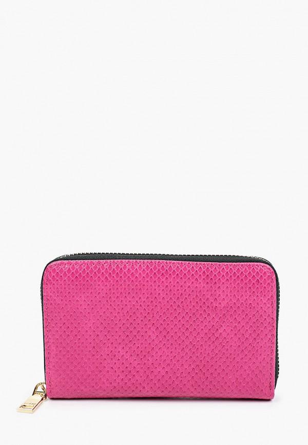 женский кошелёк keddo, розовый