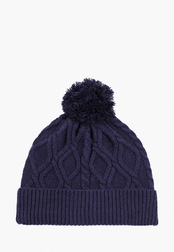 мужская шапка keddo, синяя