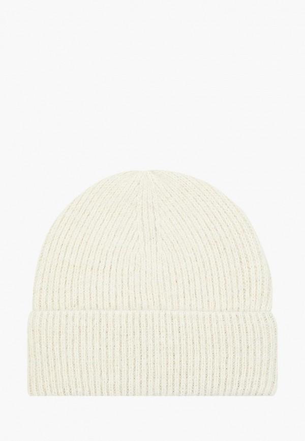 женская шапка keddo, белая