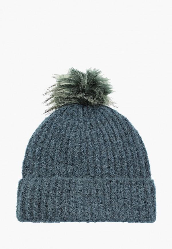 женская шапка keddo, зеленая