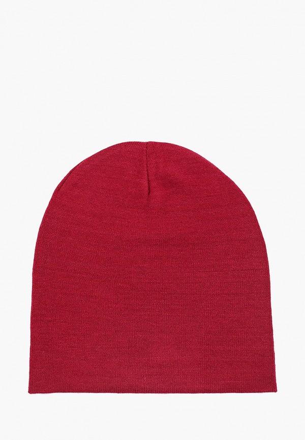 женская шапка keddo, бордовая