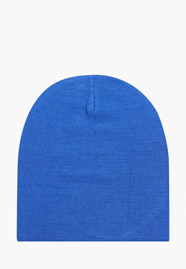 женская шапка keddo, синяя