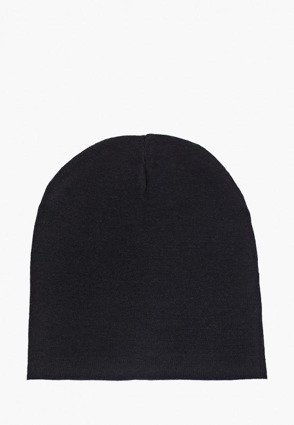 женская шапка keddo, черная