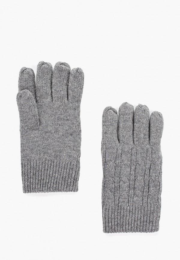 мужские перчатки keddo, серые