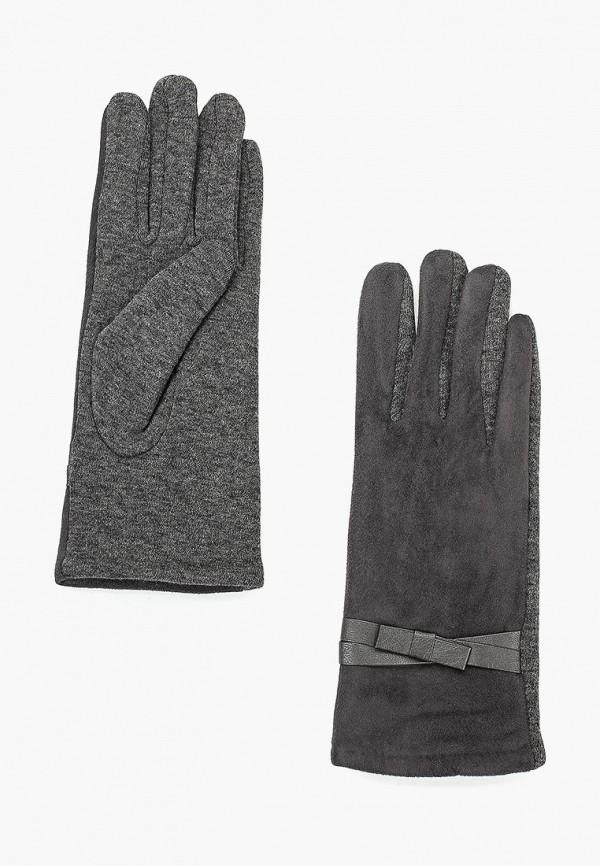 женские перчатки keddo, серые