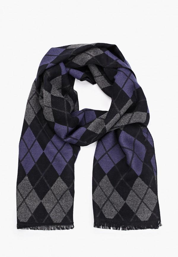 мужской шарф keddo, черный