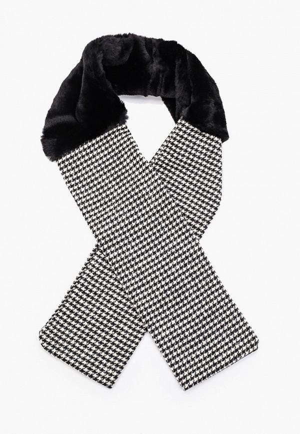 женский шарф keddo, черный