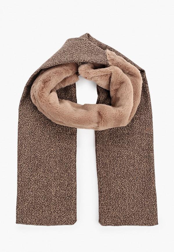 женский шарф keddo, бежевый