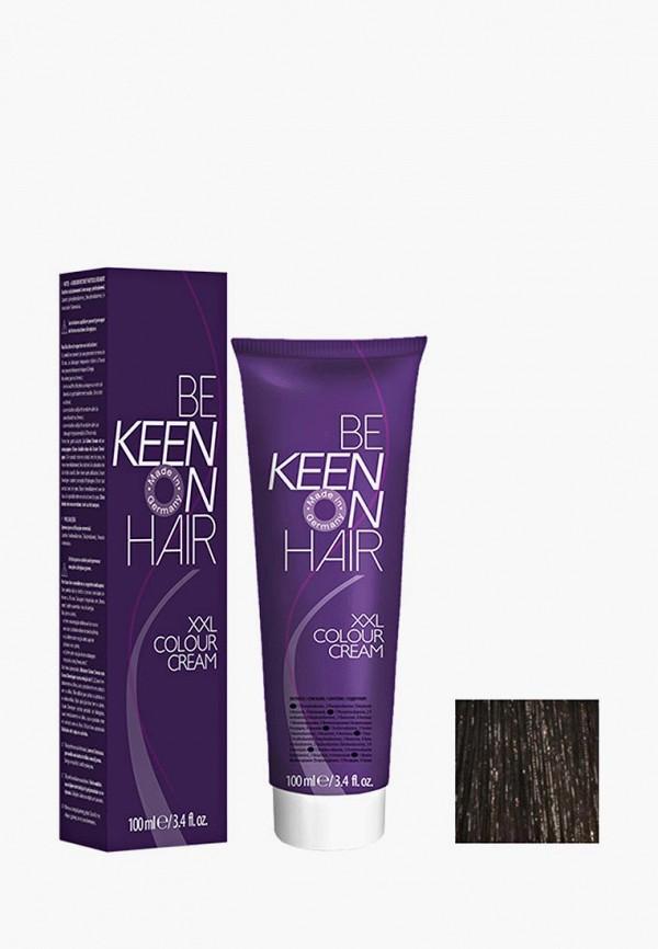 Купить Краска для волос KEEN, 4.0 Коричневый 100 мл, KE132LWAYZR5, коричневый, Весна-лето 2018