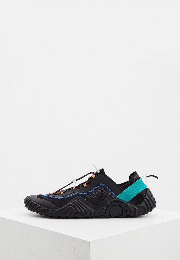 мужские низкие кроссовки kenzo, черные