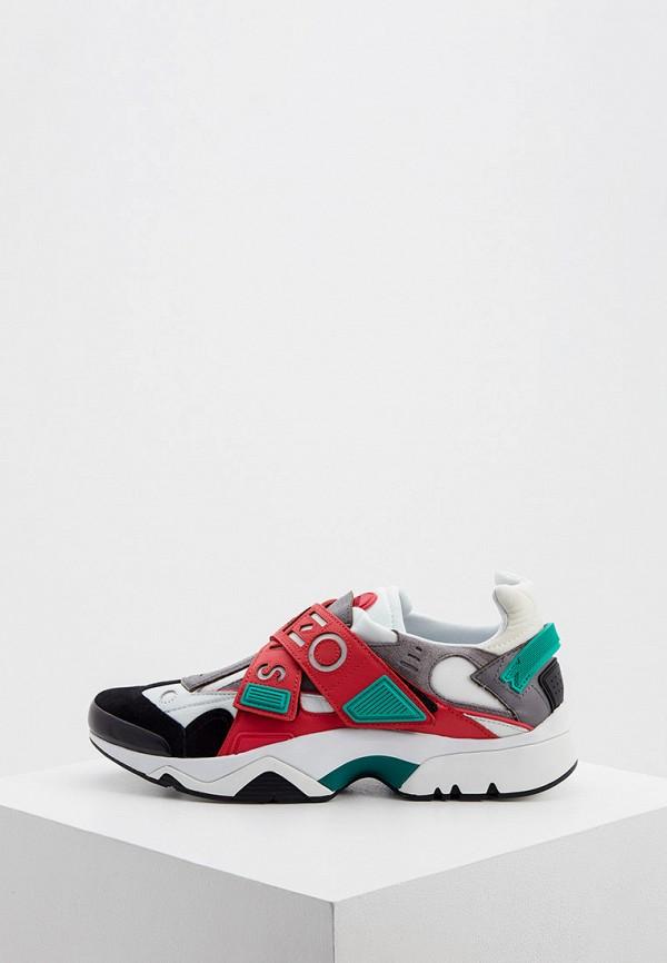мужские кроссовки kenzo, разноцветные