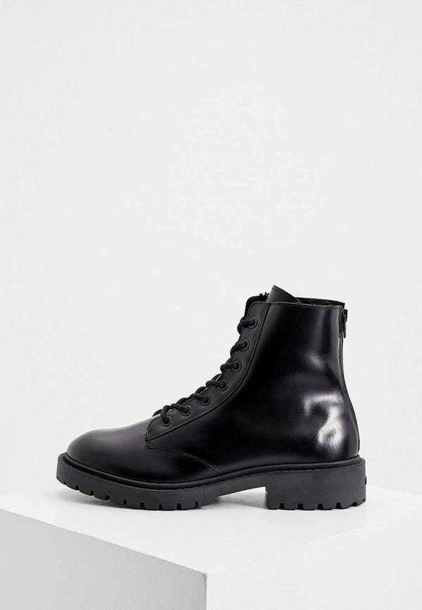 мужские ботинки kenzo, черные