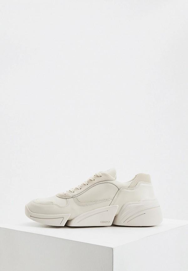 мужские кроссовки kenzo, бежевые