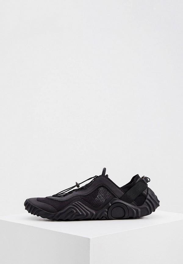 мужские кроссовки kenzo, черные