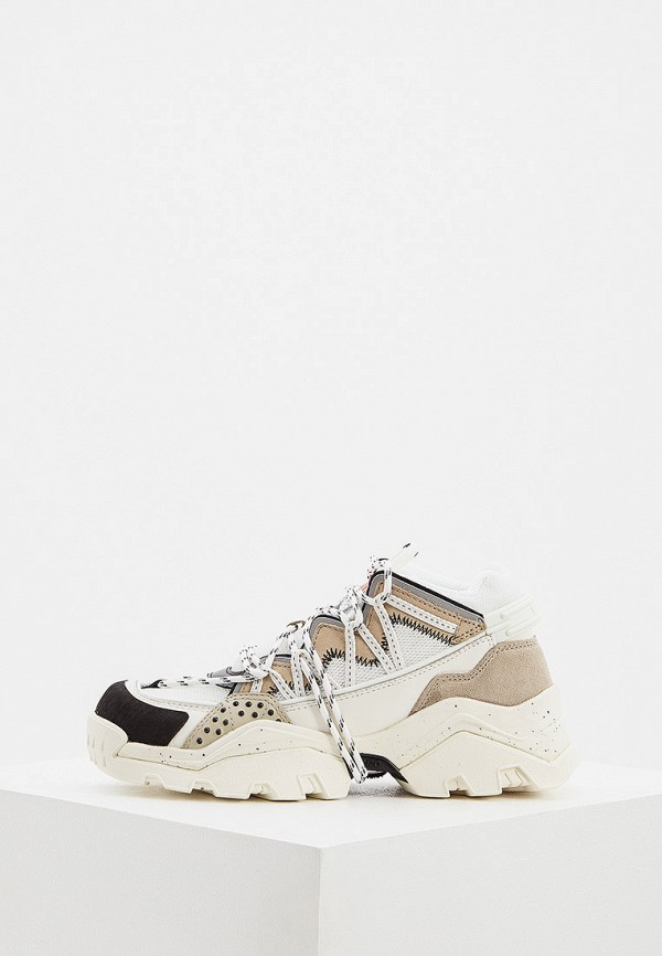 женские кроссовки kenzo, белые