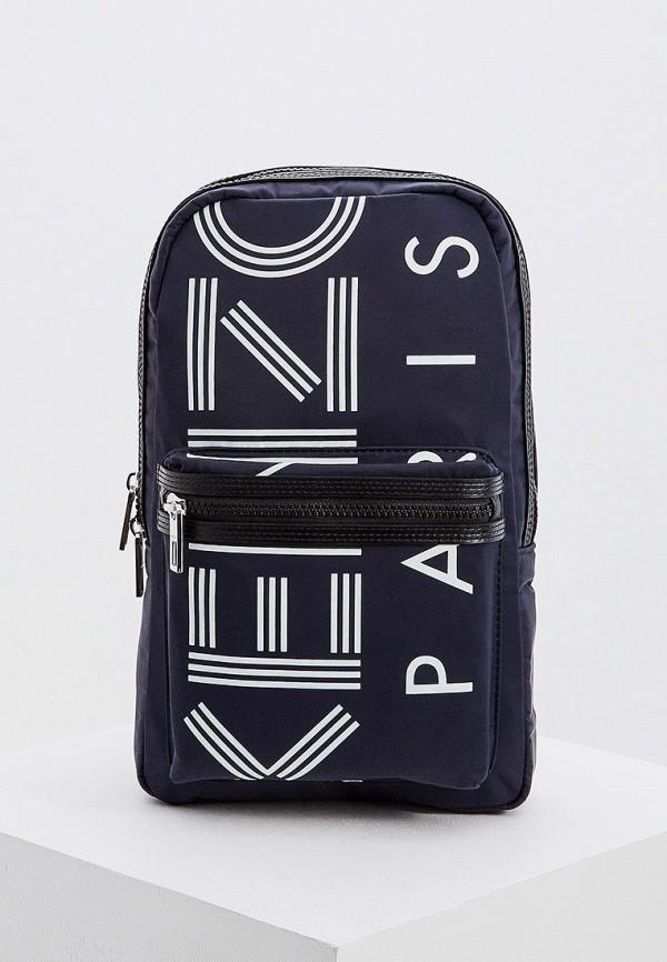 мужской рюкзак kenzo, синий