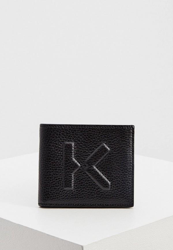мужской кошелёк kenzo, черный