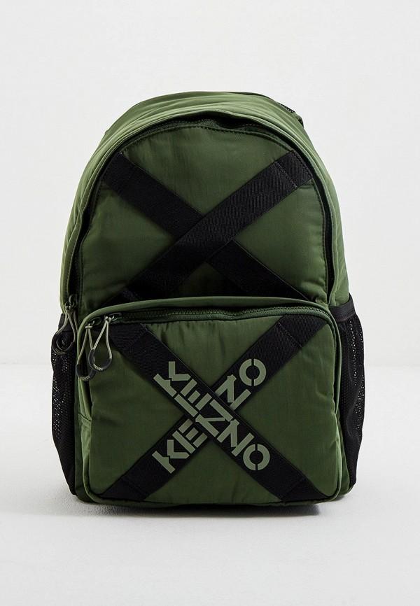 мужской рюкзак kenzo, зеленый