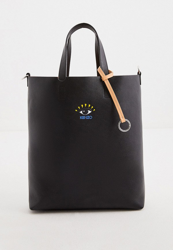 женский кошелёк-шоперы kenzo, черный