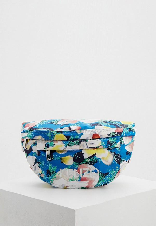 женская сумка kenzo, разноцветная