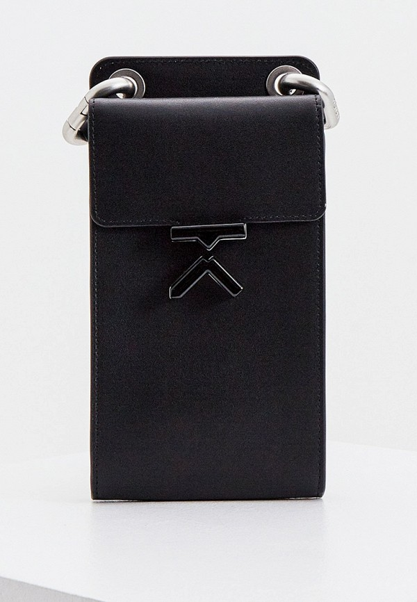 женская сумка kenzo, черная