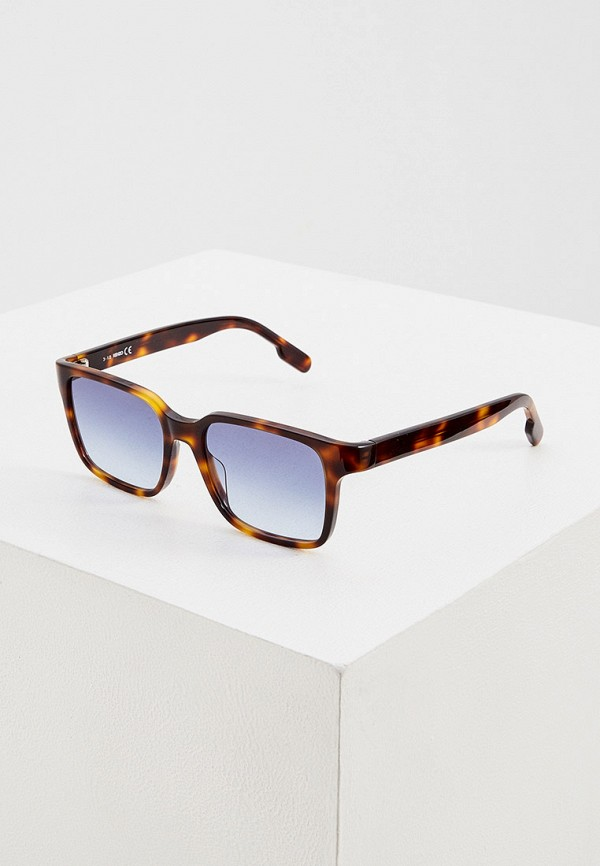 женские солнцезащитные очки kenzo, коричневые