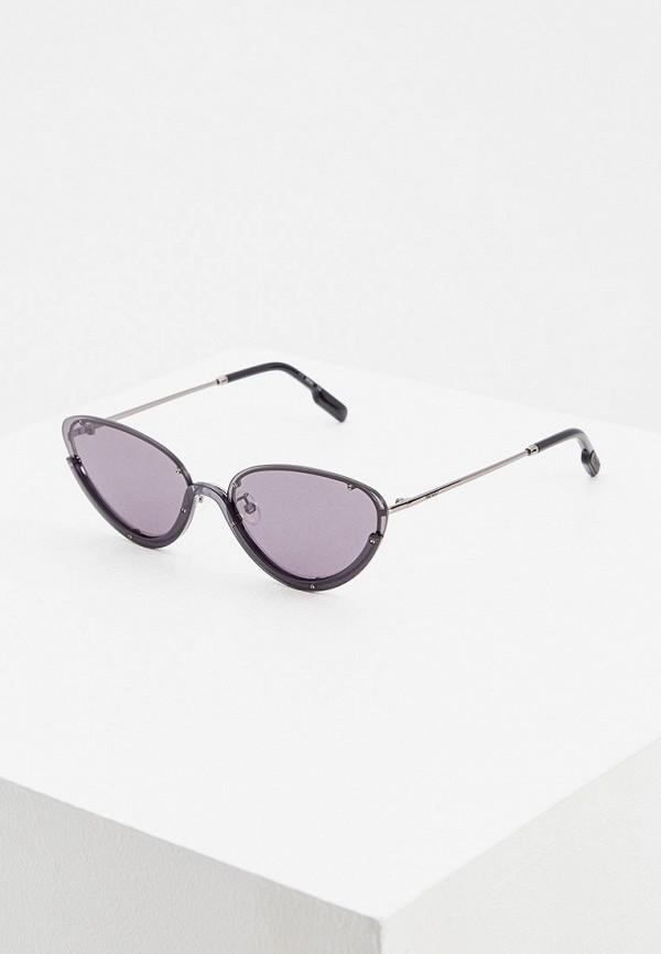 женские солнцезащитные очки kenzo, серые