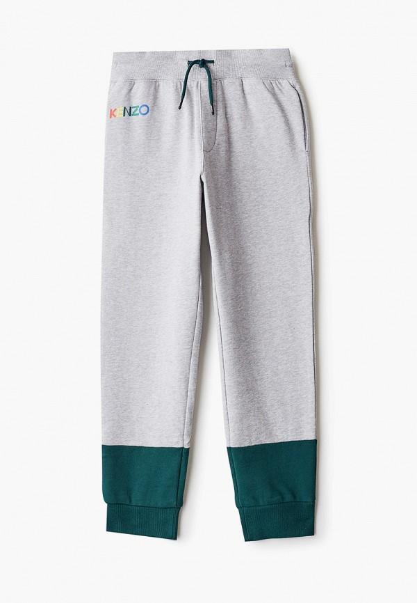 брюки kenzo для мальчика, серые