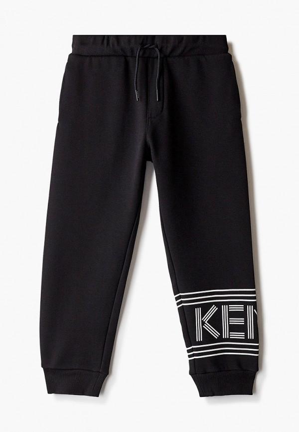 спортивные брюки kenzo для мальчика, черные