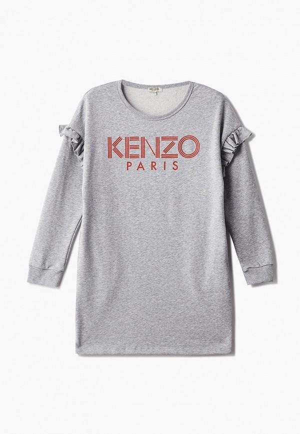 Платье Kenzo Kenzo KE228EGBVAF3 kenzo длинное платье