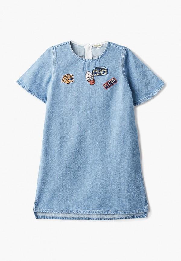 Платье джинсовое Kenzo Kenzo KE228EGEBSH5 настенные часы rhythm cmg749nr13
