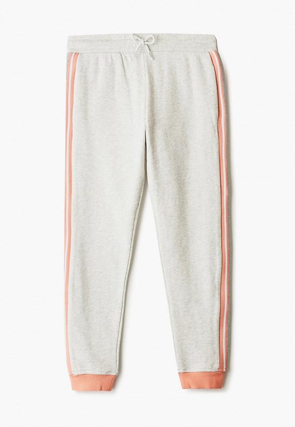 спортивные брюки kenzo для девочки, серые