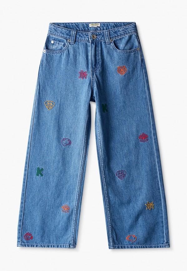джинсы kenzo для девочки, синие