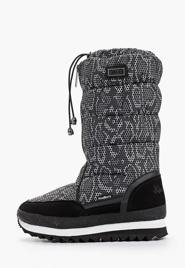 Дутики King Boots King Boots KI008AWGUSJ7 дутики king boots king boots ki008awcvow1