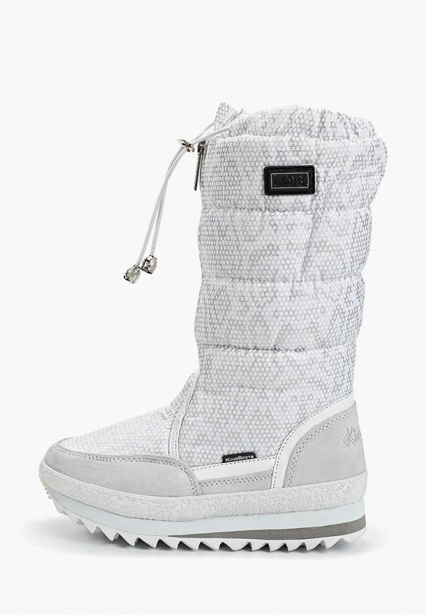 Дутики King Boots King Boots KI008AWGUSJ9 дутики king boots king boots ki008awcvow1