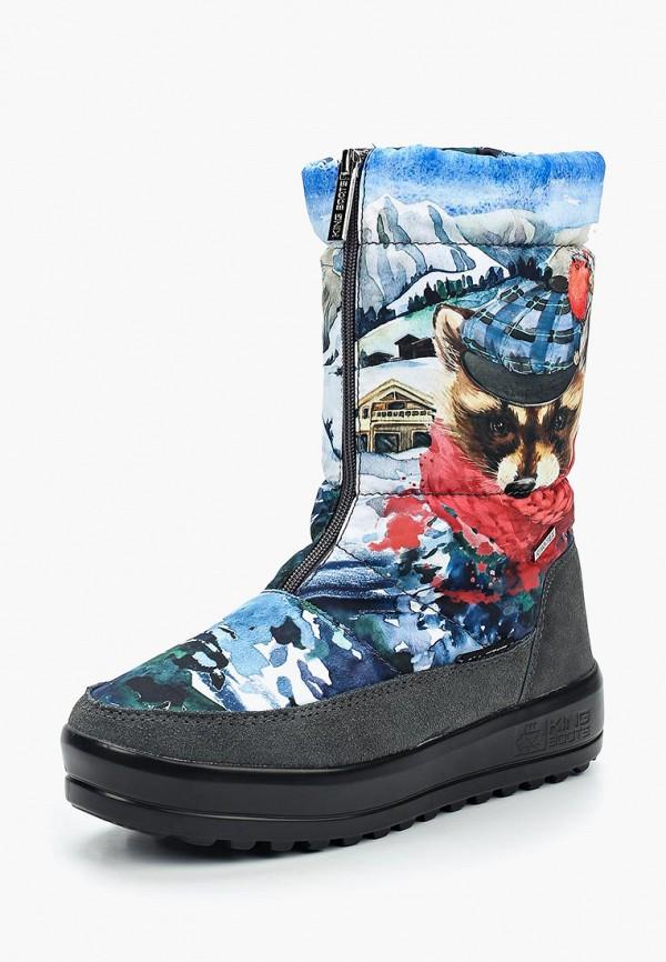 Дутики King Boots King Boots KI008AWXMC69 балетки king boots king boots ki008awbjub8