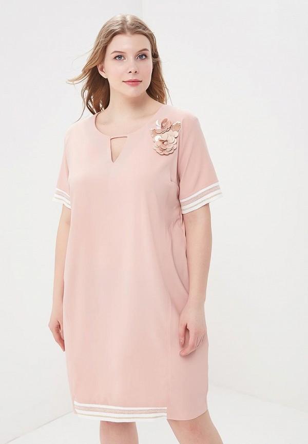 Купить Платье Kitana by Rinascimento, KI009EWBCIQ7, розовый, Весна-лето 2018