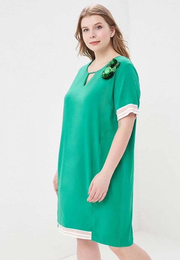 Купить женское платье Kitana by Rinascimento зеленого цвета