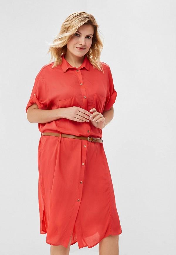 Платье Kitana by Rinascimento, Pure Code, ki009ewbwnp5, красный, Весна-лето 2018  - купить со скидкой