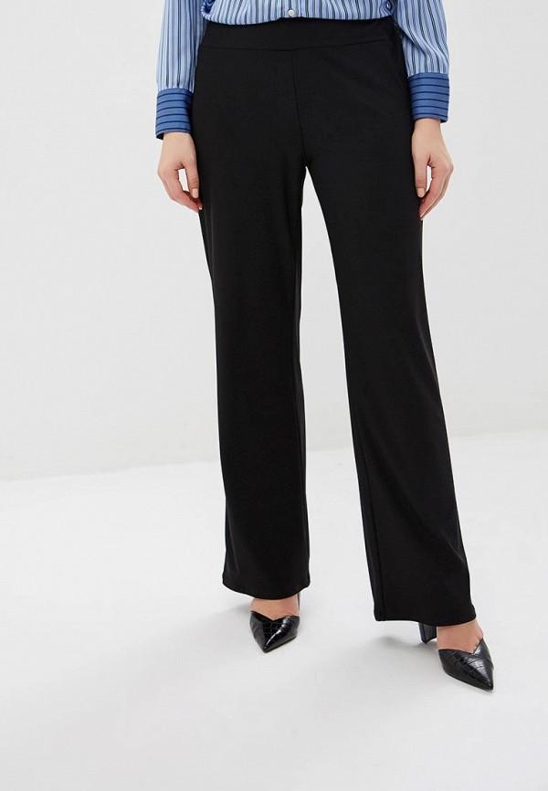 женские повседневные брюки kitana by rinascimento, черные