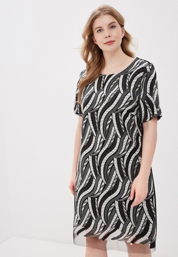 женское вечерние платье kitana by rinascimento, черное