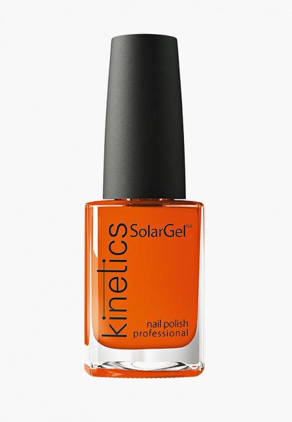 лак для ногтей kinetics, оранжевый