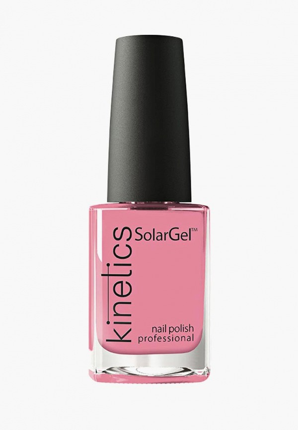 лак для ногтей kinetics, розовый