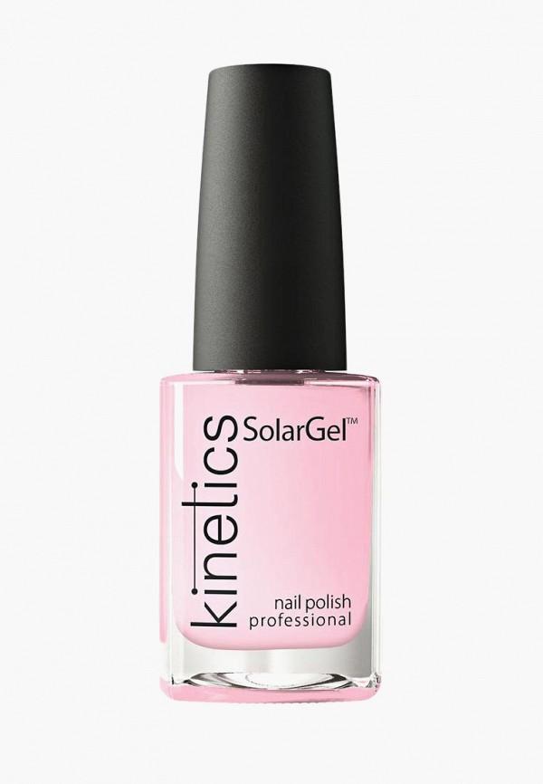 Купить Лак для ногтей Kinetics, Профессиональный SolarGel Polish (058) 15 мл, KI015LWUNO31, розовый, Осень-зима 2018/2019