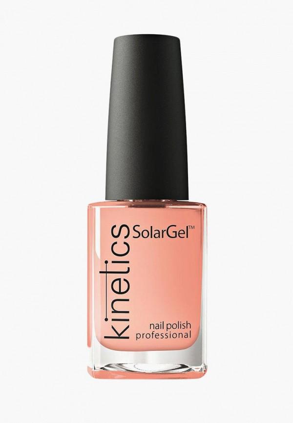 Купить Лак для ногтей Kinetics, Профессиональный SolarGel Polish (060) 15 мл, KI015LWUNO33, коралловый, Осень-зима 2018/2019