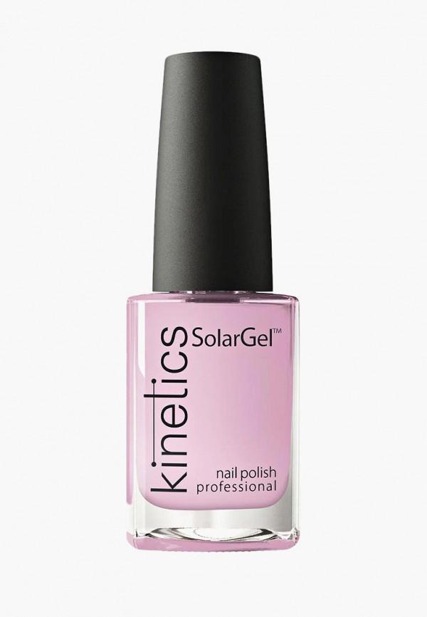 Купить Лак для ногтей Kinetics, Профессиональный SolarGel Polish (081) 15 мл, ki015lwuno38, фиолетовый, Осень-зима 2018/2019